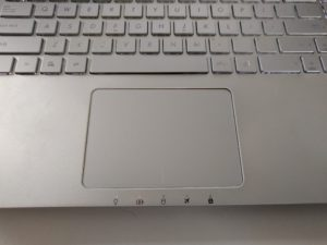 Asus touchpad laptop