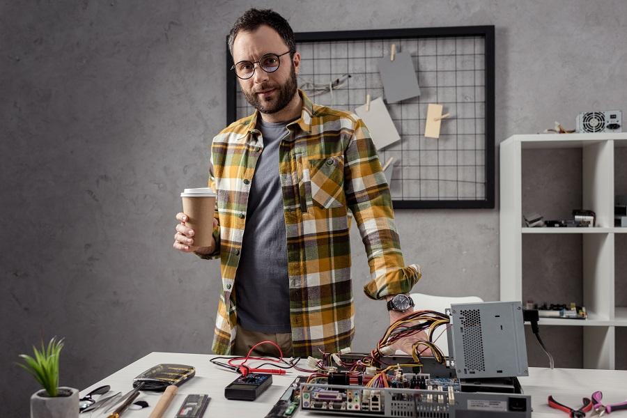Techadviseur computer hulp