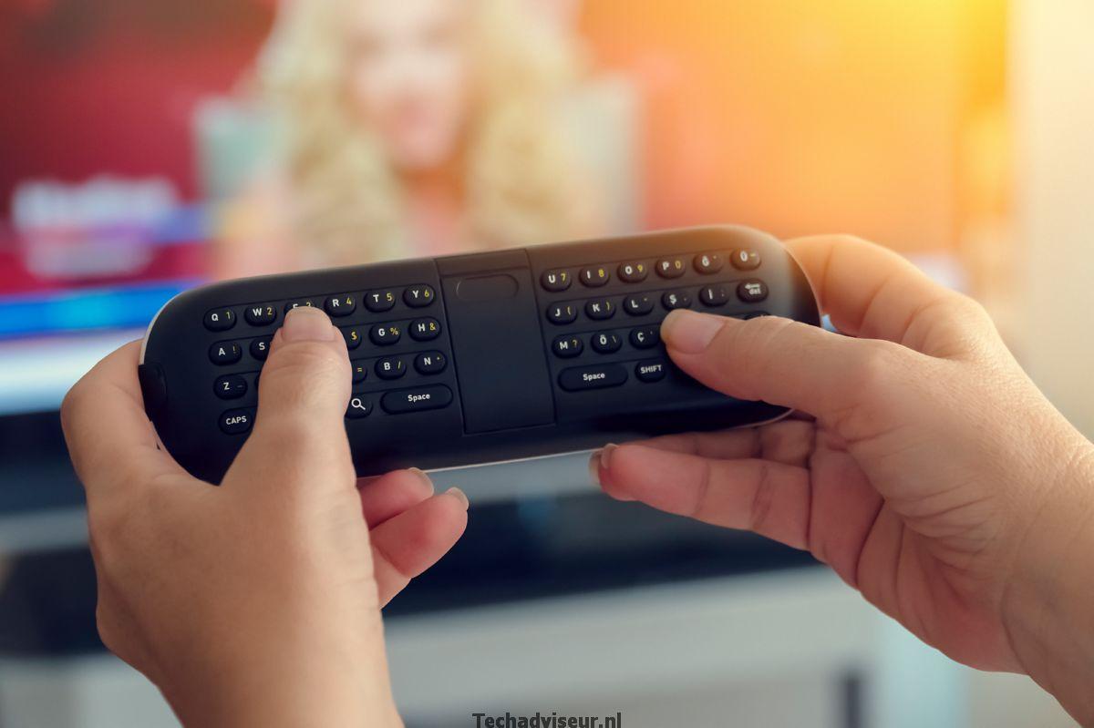 6 Beste toetsenbord voor smart tv's Techadviseur.nl